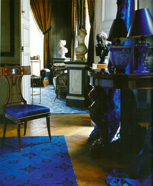 c554b0d5dad686d7756a4951ca962160--blue-interiors-french-interiors